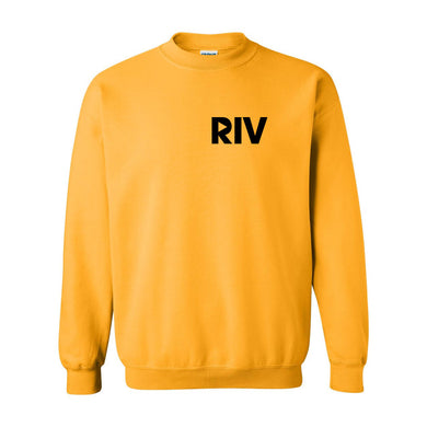 YELLOW RIV CREW NECK