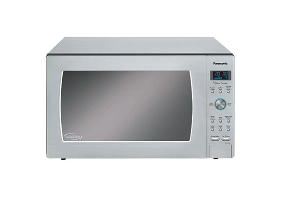 Full Size Cyclonic Inverter Stainless Steel Microwave NN-SD986S