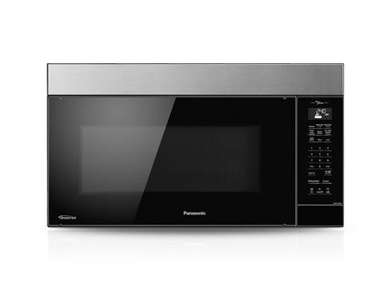 Genius® Inverter Over-the-Range Microwave Oven NN-ST27HB