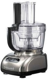 KitchenAid KFPM770 12 CUP Food Processor, Brushed Nickel