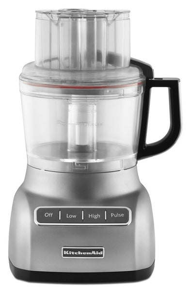 KitchenAid KFP0922CU 9-Cup Food Processor with Exact Slice System