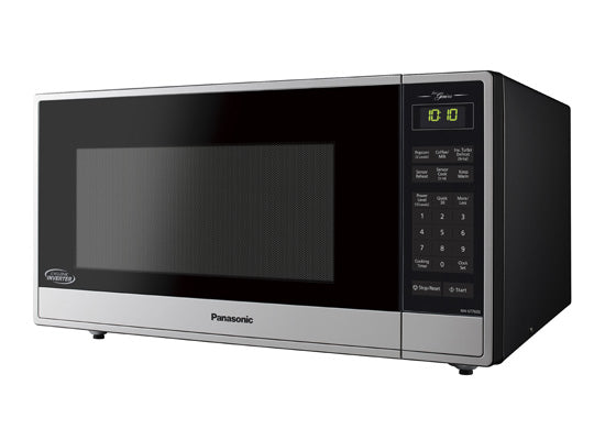 Family Size Cyclonic Inverter® Microwave Oven NN-ST765S