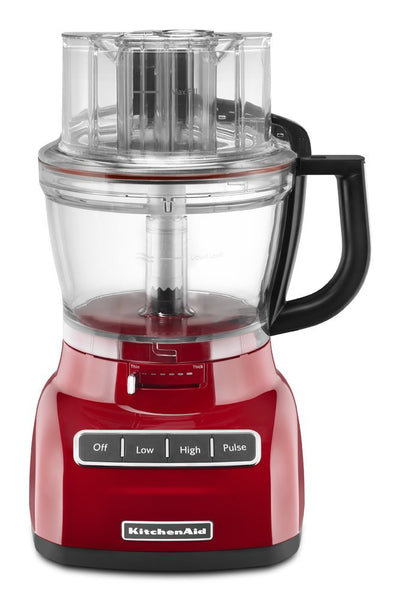 KitchenAid KFP133ER 13-Cup Food Processor with Exact Slice System