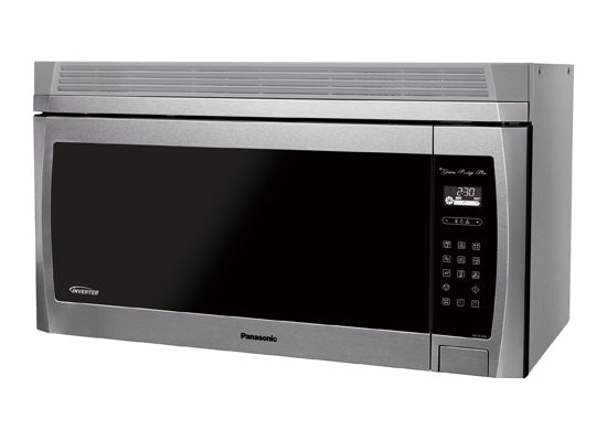Genius® Prestige® Plus Over-the-Range Stainless Steel Microwave NN-SE284S
