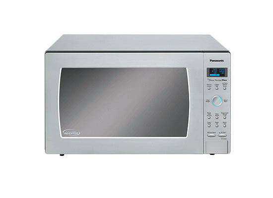 Full Size Genius® Prestige® Plus Cyclonic Inverter® Microwave Oven NN-SE996S