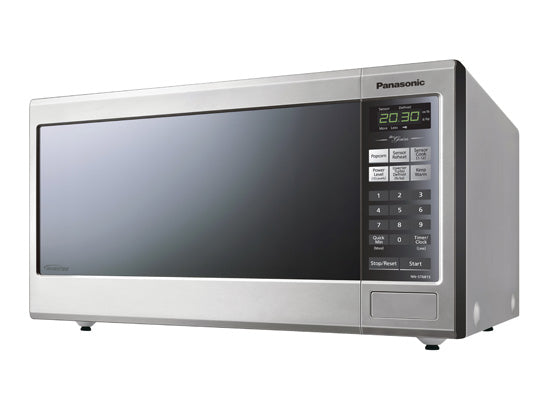 Family Size Genius® Inverter® Stainless Steel Microwave Oven NN-ST681SC