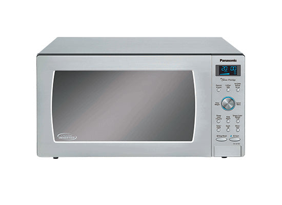Family Size Cyclonic Inverter Stainless Steel Microwave NN-SD786S