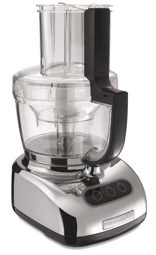 KITCHENAID KFPW76QBU  700 WATT ULTRA WIDE MOUTH FOOD PROCESSOR