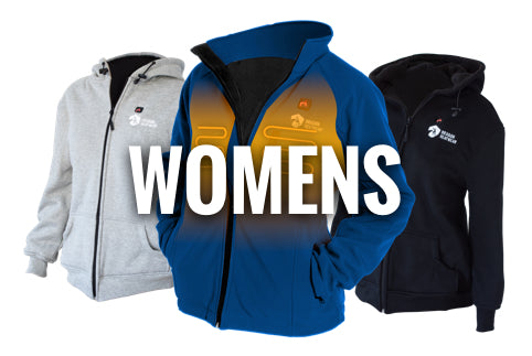 Womens Heated Jackets