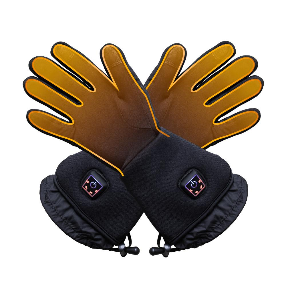 Stealth Heated Glove Liners - Front View