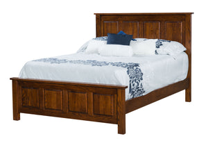 Traditional 4 Panel Bed