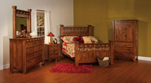 Sequoyah Bed