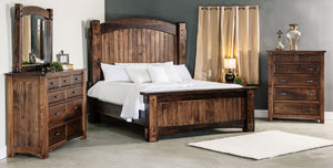 Timbra Bed