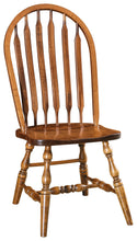 Bent Paddle Side Chair