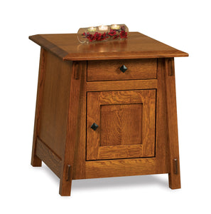 End Table Colbran Enclosed