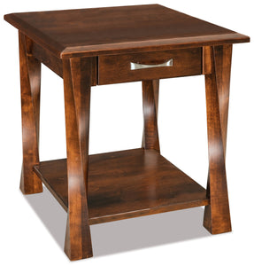 End Table Lexington 24 Rnd