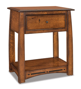 Boulder Creek Nightstand 019-3