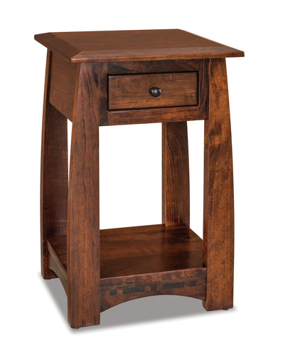 Boulder Creek Nightstand 019-4