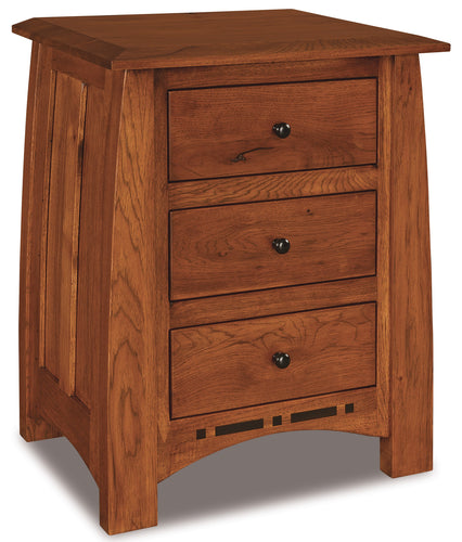 Boulder Creek Nightstand 021-4