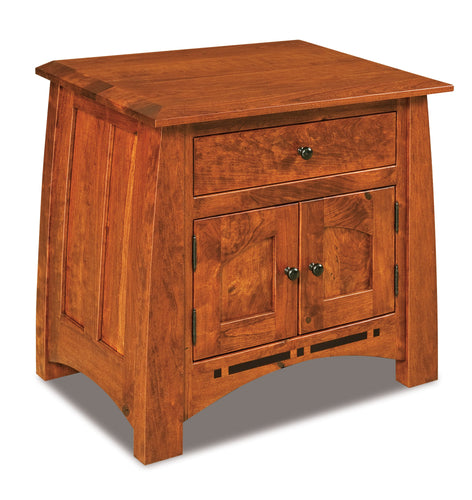 Boulder Creek Nightstand 026