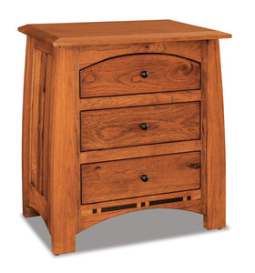 Boulder Creek Nightstand 027-5