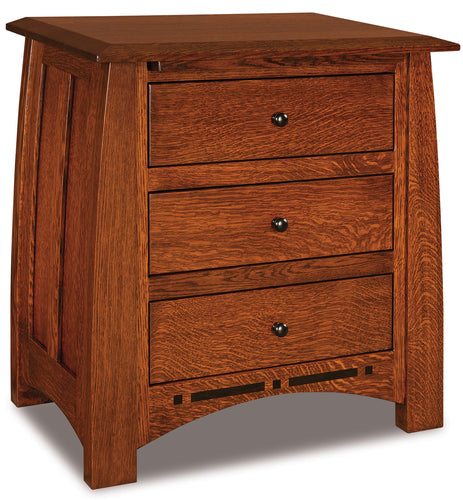Boulder Creek Nightstand 027-3