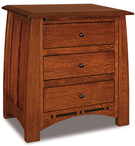 Boulder Creek Nightstand 027