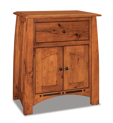 Boulder Creek Nightstand 028-3