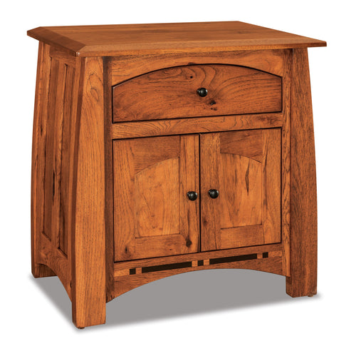 Boulder Creek Nightstand 028-5