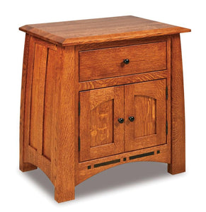 Boulder Creek Nightstand 028