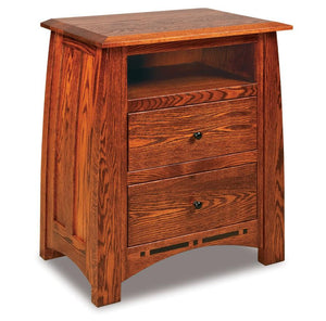 Boulder Creek Nightstand 029-2