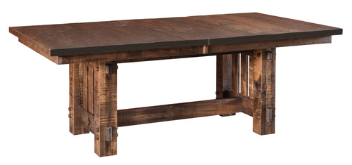 Elpaso Trestle Table