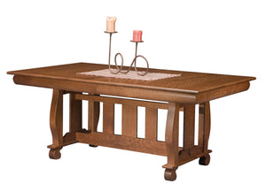 Hampton Trestle Table