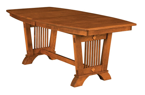 Liberty Mission Trestle Table