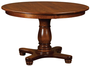 Mason Single Pedestal Table