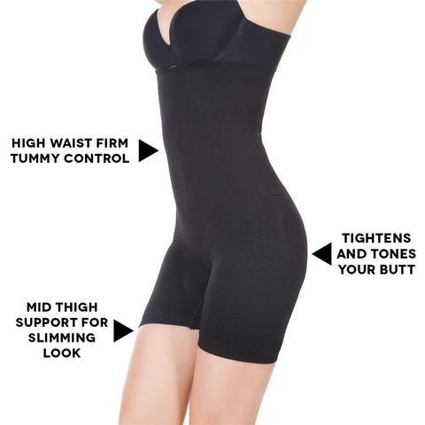 Highwaist Short Women Shaper