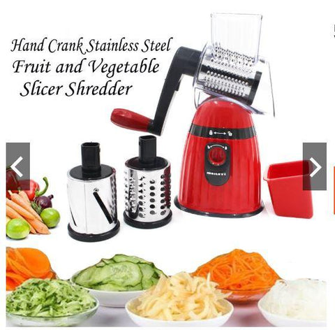 Meileyi Drum Grater ,Vegetable Slicer