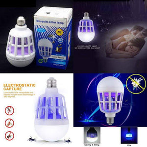 "Mosquito Killer Led Lamp "" Dual Purpose"
