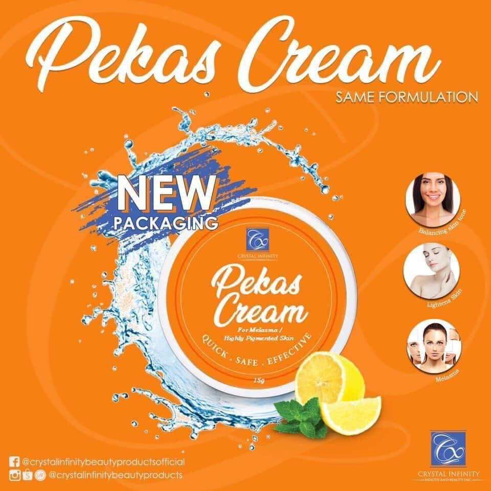 Pekas Removal Cream ( 15g  ) Buy 1 Get 1