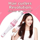 Auto Rotate Hair Curler