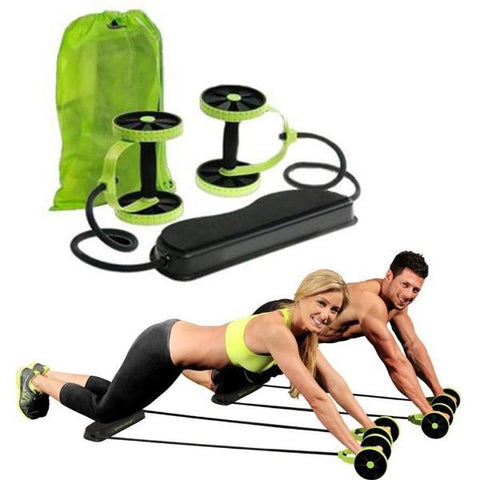 POWERFUL ABDOMINAL TRAINER with free Women Shapewear,Butt Lifter