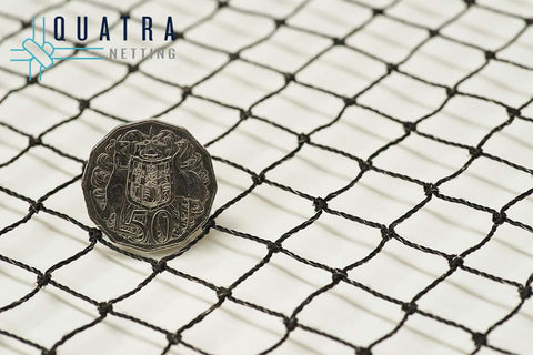 Stainless Steel Reinforced 19mm Netting