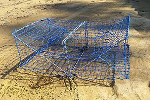 Crab Nets and Traps
