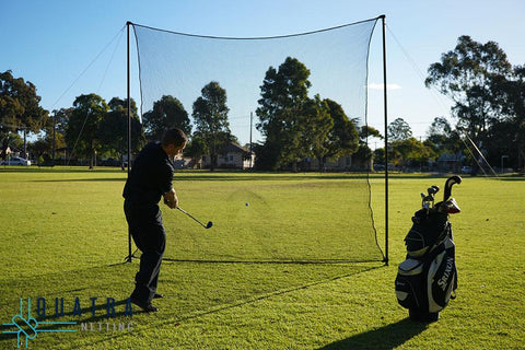 Golf Practice Nets and Golf Practice Cages