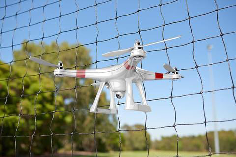 Drone and UAV Barrier Net