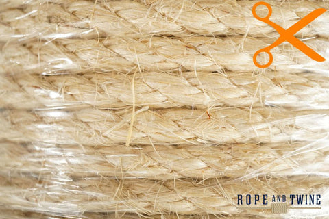 Sisal Rope: BY-THE-METRE - Haverford