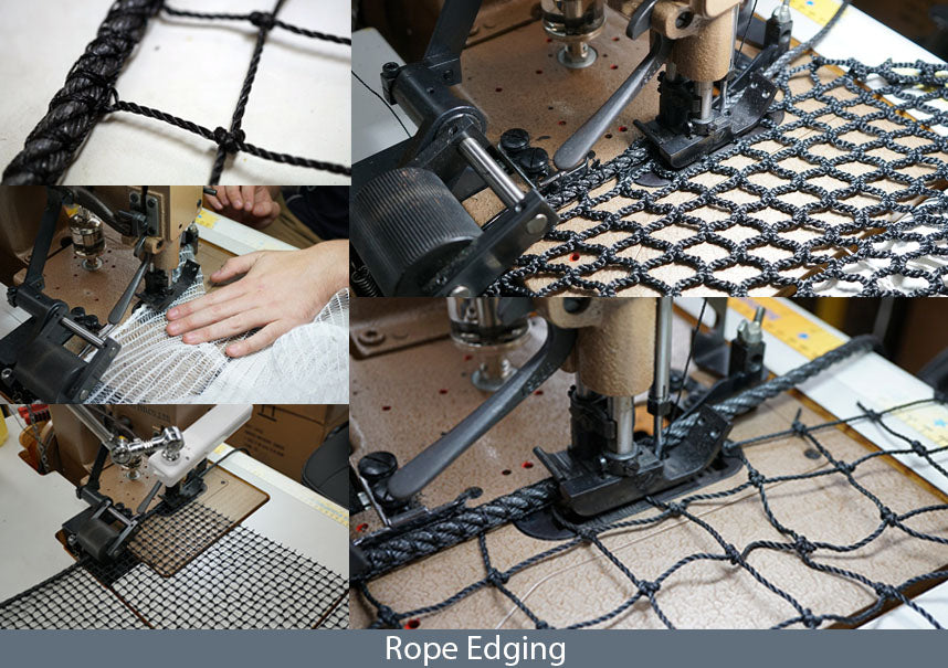 Rope Edging