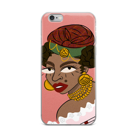 MARTINIQUE iPHONE CASE