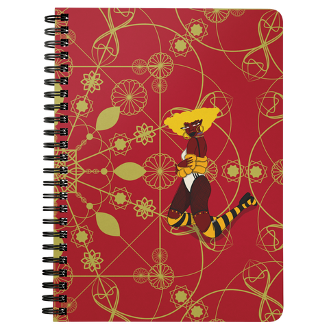 YELLOWBEE NOTEBOOK