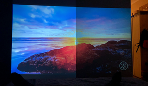 smol™ Projector Screen 60 inches 16:9